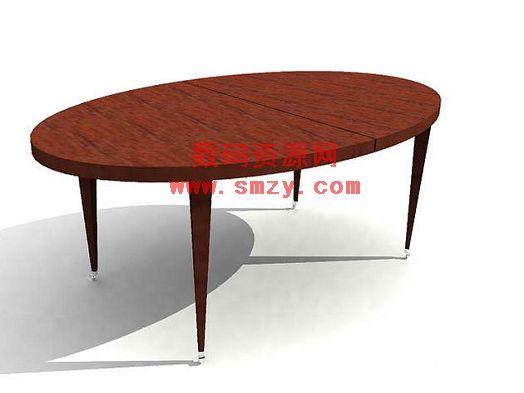 3d欧式桌子模型3下载