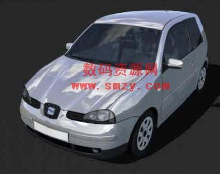 下载 小汽车/小汽车3D模型Seat Arosa经过我们检查,是无病毒软件,请放心...