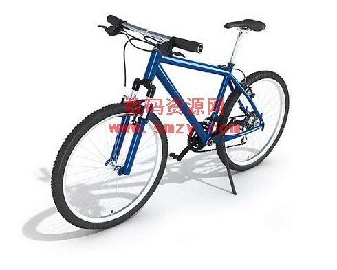 3d自行车模型2