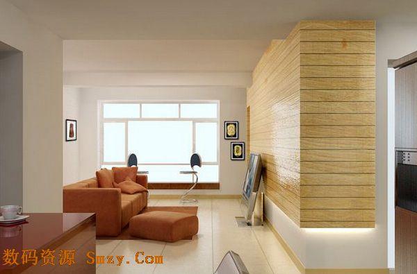 室内装修效果图3d模型5 4高清图片