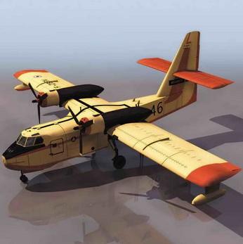 二战飞机3d模型4下载