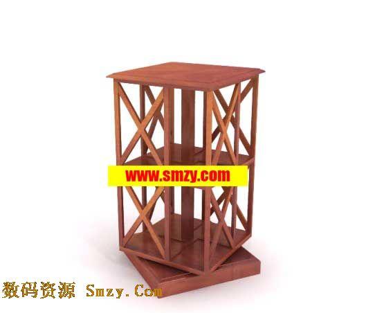 欧式小圆桌模型下载