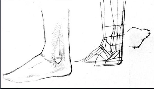 立体素描步骤画法图片