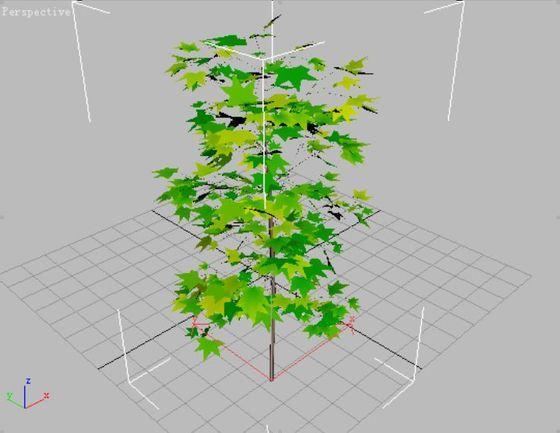 3d插件 > 插件学习-treestorm(树木效果)     插件的安装非常简单,将