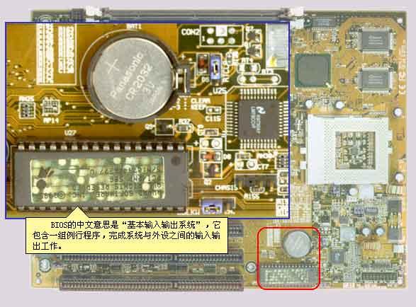 我们在购买主板时,常常看到包装上、广告上会写着什么BX芯片组,MVP芯片组,等等,这些芯片组就是指这两颗控制芯片,它们决定了主板所支持的CPU类型、最高的工作频率、内存的最大容量、扩展槽的数量等等。所以购买主板时,要注意芯片组的类型。 外围设备控制芯片:上面介绍了主要控制芯片,主板上还有一颗控制外部接口的芯片:MULTII/O。它主要控制并口、串口、键盘、鼠标、还有软盘驱动器的接口。ATX结构的主板,这些接口都集成在主板上,AT结构的主板就只有一个大的键盘口,串并口要从主板上用数据线接出来。(点击图片
