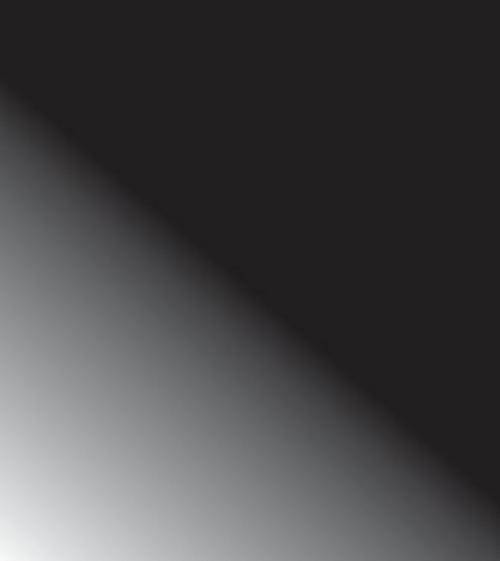 绘制一个矩形,应用灰到黑渐变(黑色使对象隐藏,白色使对象显示).