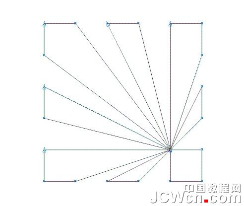 CDR实例教程 简单绘制漂亮的立体吊坠