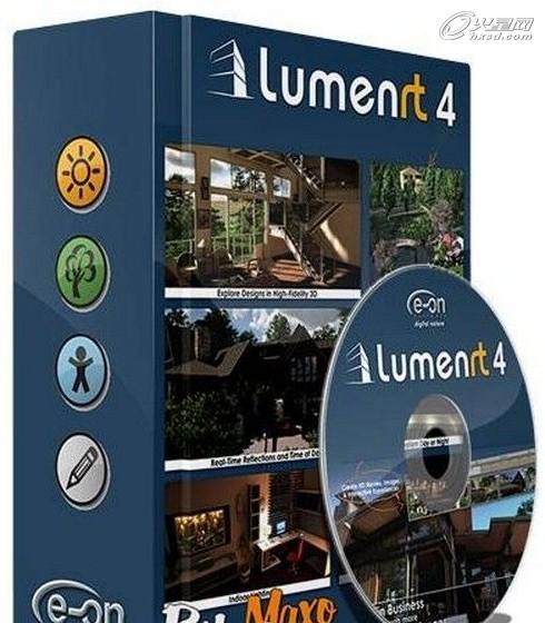 LumenRT实时更新可视化工具软件V4版最新发布