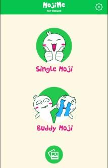 MojiMe微信动态表情v动态使用方法小宝呀表情包贝快来图片