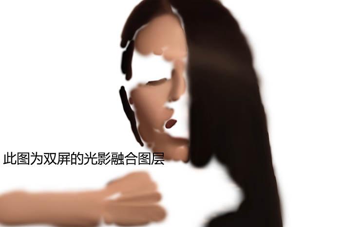 PS磨皮教程 完美精细人物磨皮添加光影效果