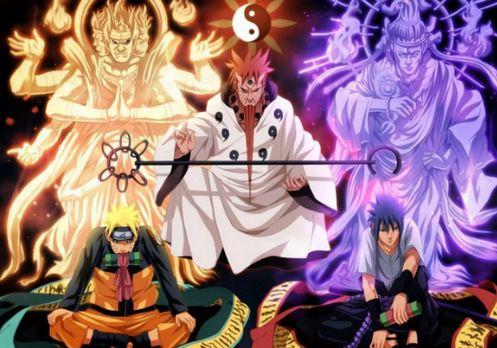 火影�z!y�b��y�*��._《火影忍者》中,六道仙人是是大筒木辉夜的长子.