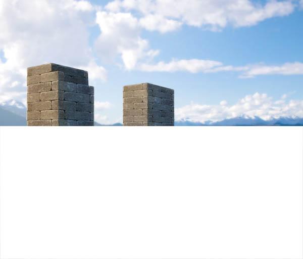 利用Photoshop为风景图片添加水面结冰效果 图2