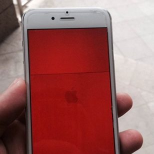 iphone6s开机红屏怎么办