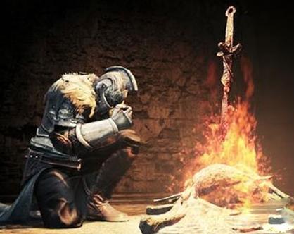 黑暗之魂3营火位置闪退解决办法