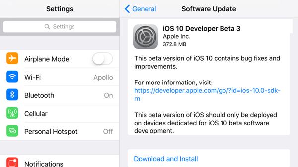 ios固件下載后怎么用 蘋果iOS 11.2.6正式版更新發布