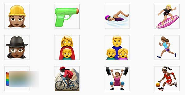emoji 符号 矢量图 樱花