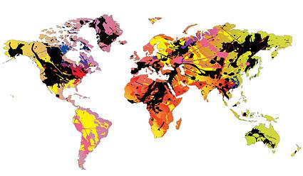 首页 资源下载 平面素材 矢量素材 动物 > 世界地图 矢量素材下载  搜