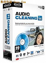 MAGIX��Ƶ�޸���ԭ  Audio Cleaning Lab 14 Deluxe V9.0.2 �ٷ�Ӣ���ر��