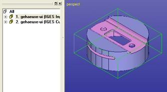 3DCAD文件导入工具DeskArtesImportPack画代cad图图片