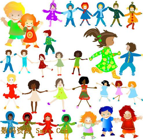 儿童矢量素材下载  软件简介      相关tags:儿童小朋友男孩女孩少年