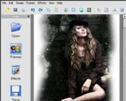 照片修饰特效工具  AMS Software Framing Studio