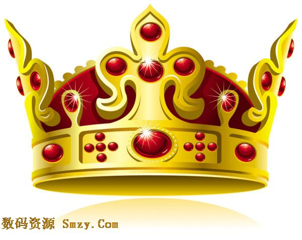素材 矢量/王冠皇冠图片矢量素材的软件界面