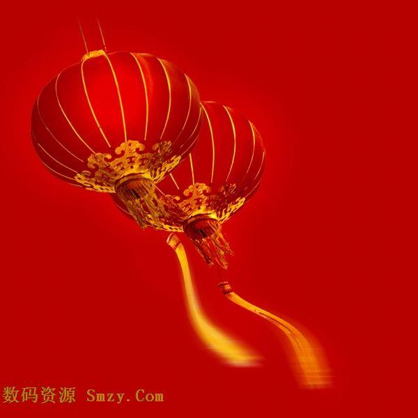 psd素材 传统 > 中国喜庆红灯笼psd素材下载  在古代很早就有灯笼的