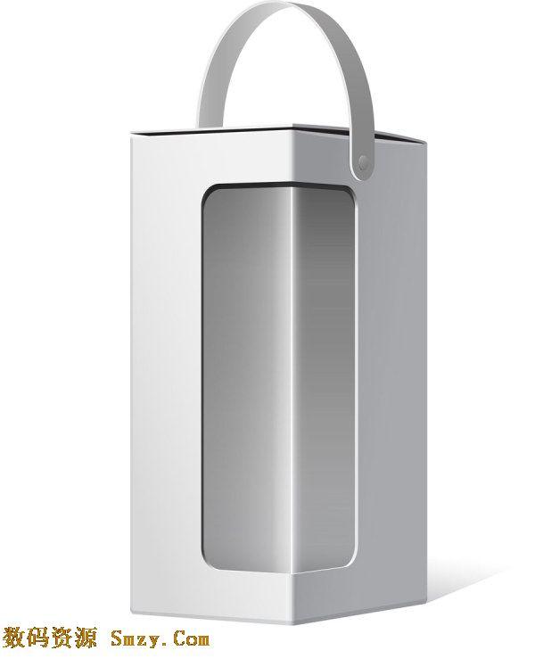 设计素材类型的产品包装盒模板素材