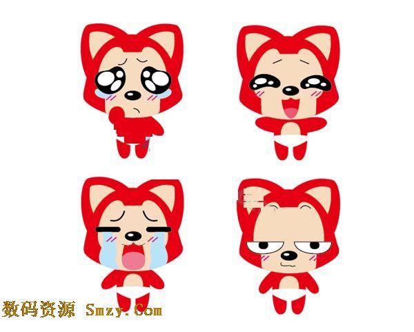 狐狸不仅只有妩媚版的,还有可爱版的哦,如果你了解阿狸,你就知道我说的没错了。卡通形象之阿狸图片矢量素材让你了解阿狸的形态,看,这就是一只穿着白色短裤的、红色的小狐狸,在许多漫画和QQ表情中都有她的身影,看看阿狸委屈含泪的娇嗔模样,再看看阿狸哪可爱洒脱的笑脸,还有天然呆和大哭形象,详细见JPG缩略图,欢迎下载收藏!