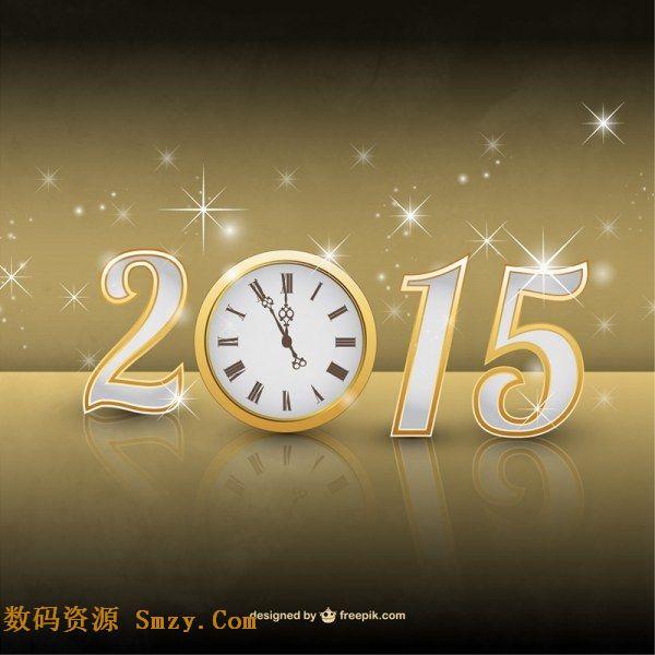 2015新款十字绣钟表