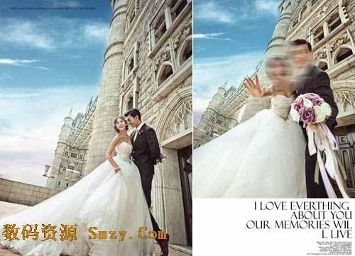 相关tags:婚纱设计模板婚纱照相册模板