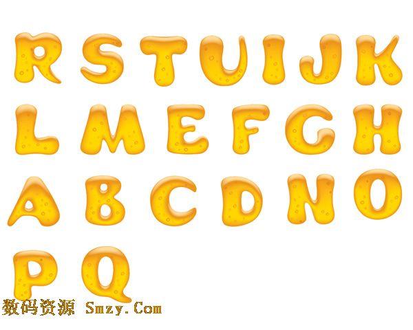 英文字体也可以化身很可爱,就比如这张质感果冻英文字体矢量素材,将英文字母设计成果冻样式,可爱调皮,风趣幽默,将英文字体用诙谐的方式展示在大家面前,字体中还有小泡泡来装饰,详细还请见JPG缩略图,欢迎下载收藏!