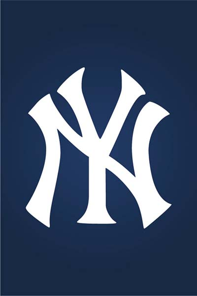 ����y�.���[�_纽约扬基棒球队logo设计矢量素材