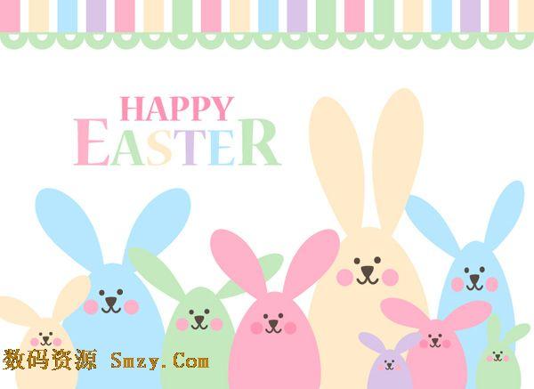 首页 资源下载 平面素材 矢量素材 卡通 > 可爱动物之纯色兔子矢量