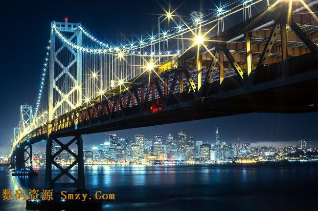 首页 资源下载 平面素材 矢量素材 风景 > 旧金山海湾大桥高清图片
