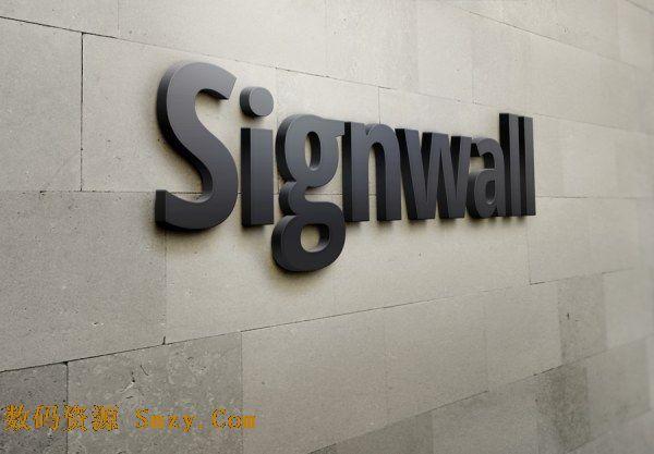 墙面设计logo艺术字体是具有立体效果的3d展示