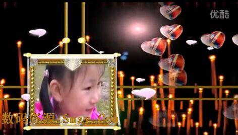 会声会影x6免费模板 小苹果儿童相册视频模板