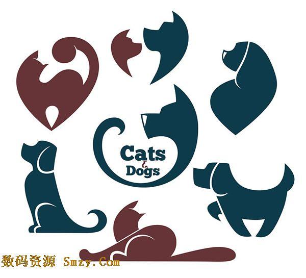 小动物是人们的好朋友,因此在各种设计中都有他们的身影出现,这里为你介绍的就是猫狗图片,当然是最简约的方式展示动物的多种姿势,动物猫狗简约图案设计矢量素材就是这样的设计素材背景,多种形态的小动物,详细还请见JPG缩略图,喜欢可以点击下载收藏!