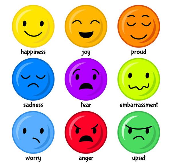 其实从表情上的审美来讲,圆脸要比瓜子脸好看了许多,各种QQ卡通表情都是圆形脸,圆脸表情设计图标素材汇集了多种表情元素在内,开心,难过,惊讶,发怒表情搭配不同颜色的圆脸展示,详细还请见JPG缩略图,喜欢可以点击下载收藏!