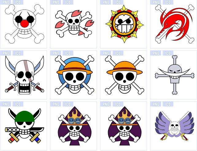 资源下载 平面素材 图标素材 表情图标 → 创意骷髅头设计图标素材