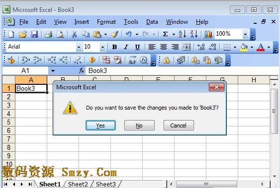 怎样制作最基本的excel表格-Excel Close Window Fix下载 excel窗口关闭确认提示 免费版