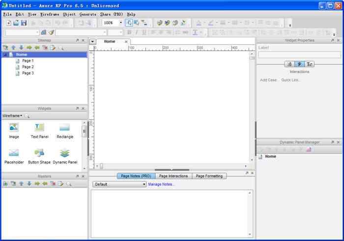 axure rp pro下载(产品原型设计软件)v6.5.0
