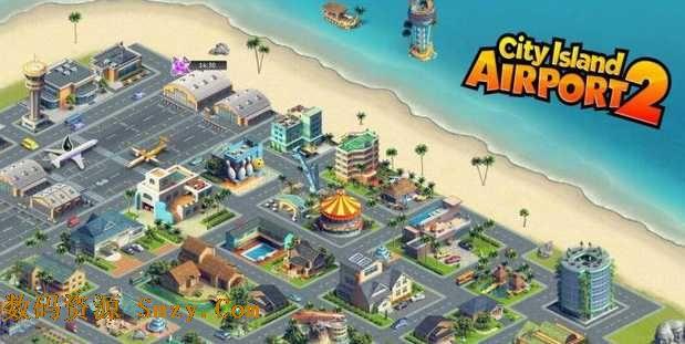 城市岛屿机场2电脑版 (电脑模拟建造游戏)