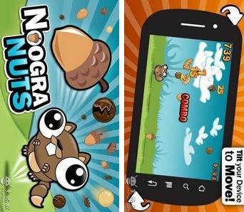 小松鼠吃坚果安卓版下载 手机街机游戏 v2.0.5 最新版 支持重力感应