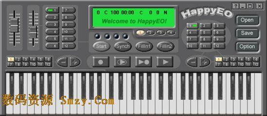 happyeo电子琴下载(电子琴模拟器)图片