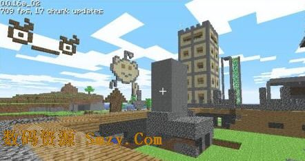 我的世界1.7.4中文懒人包下载 minecraft懒人包 免费版 一键解压即可运图片
