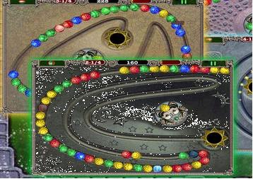 苹果系统类似祖玛的游戏_