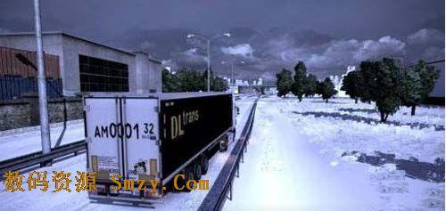 欧洲卡车模拟2工资托板之家MOD下载(欧洲卡云拖车发木质条的操作步骤图片