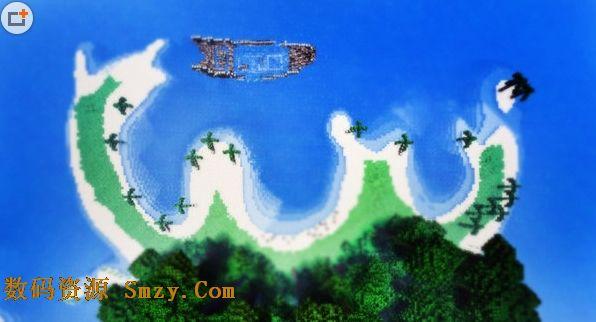我的世界鲁滨逊小岛存档