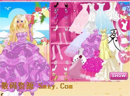 公主的婚礼苹果版游戏中可以为您提供上百种可以随意组合的装饰,满足
